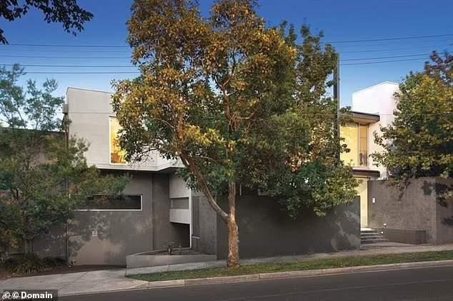 Квартира Дэниела Рэдклиффа в Австралии