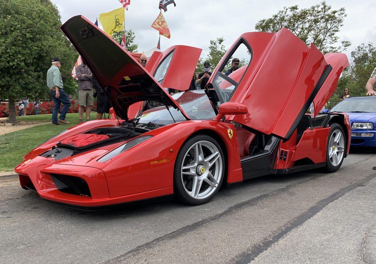 Ferrari Enzo Ніколаса Кейджа