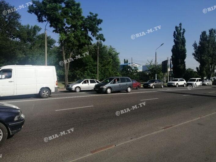 Что творится по дороге в сторону Кирилловки