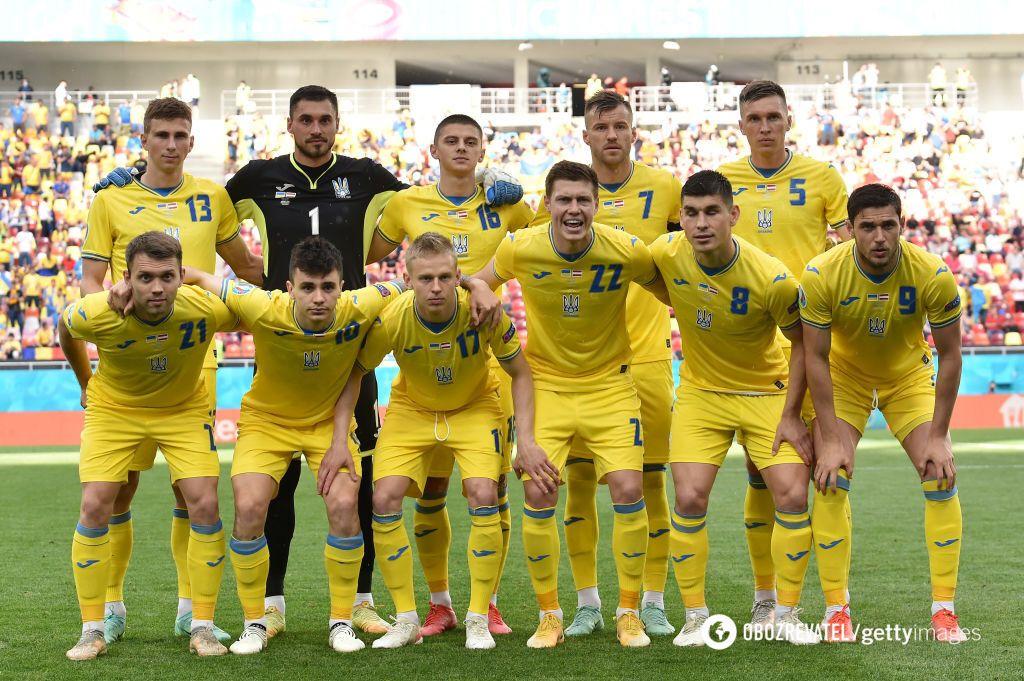 Збірна України з двома поразками вийшла в плей-оф Євро-2020.