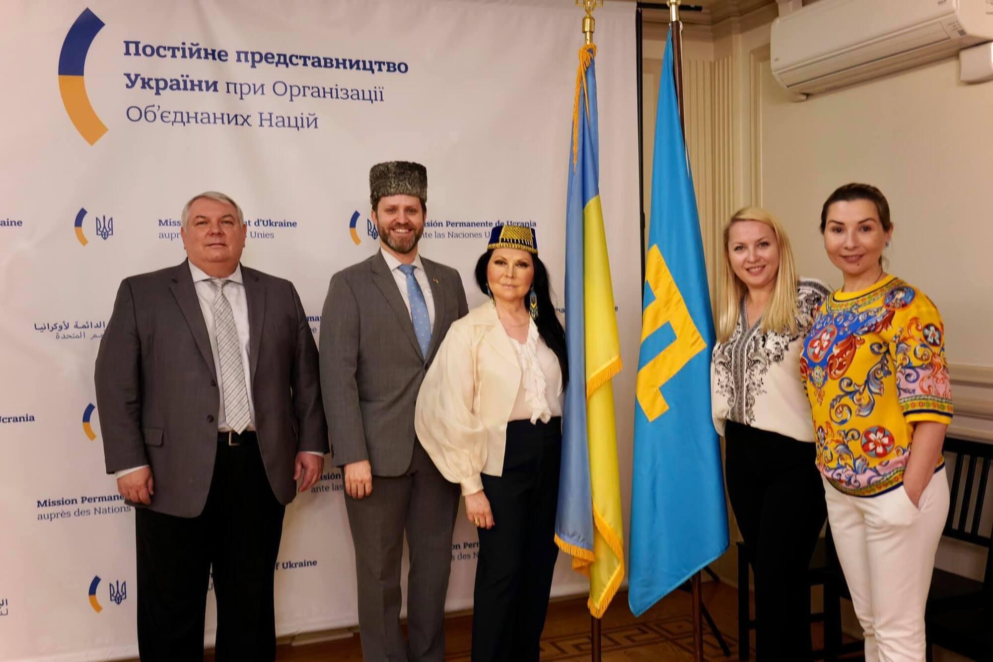 День крымскотатарского флага 26 июня