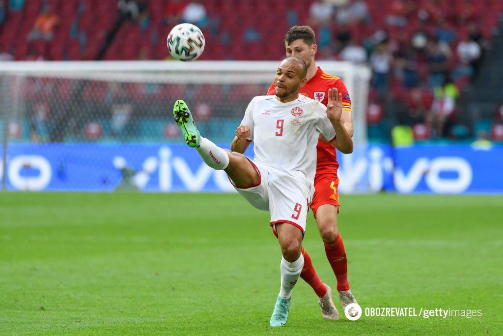 Брейтуейт забив гол валлійцям на останній хвилині.
