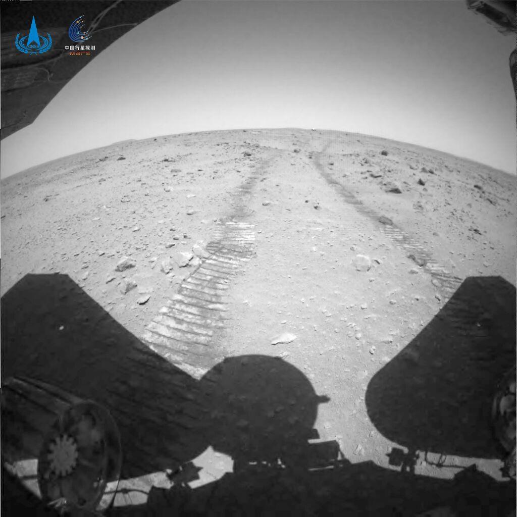 Tianwen-1 знаходився на орбіті Марса 338 днів