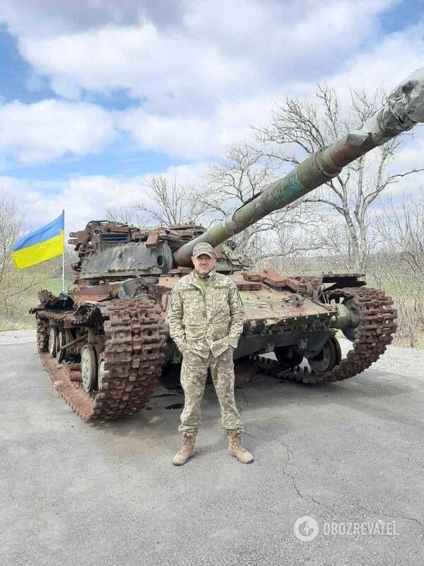 Хотів воювати, щоб захищати Україну