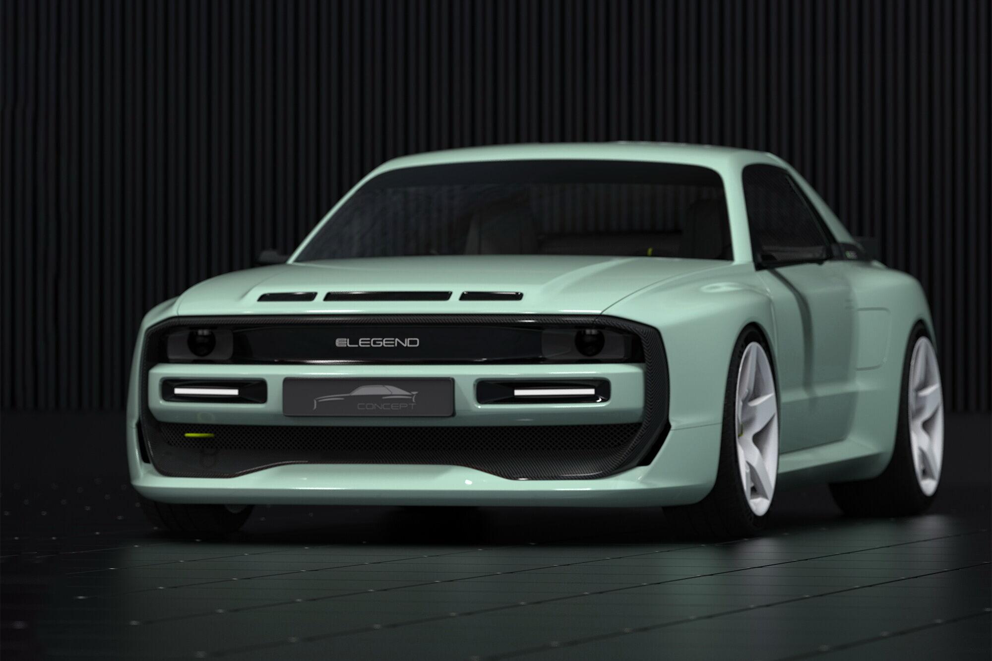 Автомобіль оснащений трьома електромоторами сумарною потужністю 816 к.с. і здатний розганятися до 255 км/год