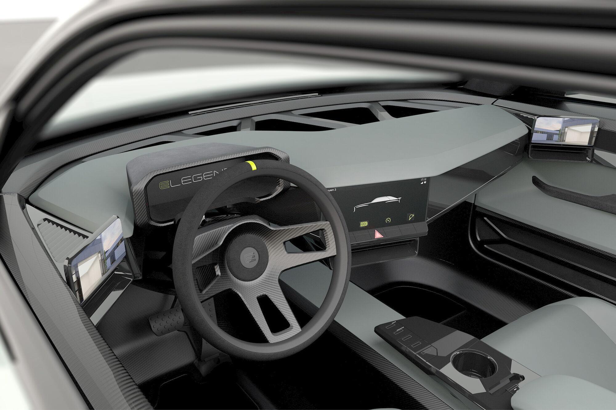 Автомобіль отримає повністю цифровий кокпіт