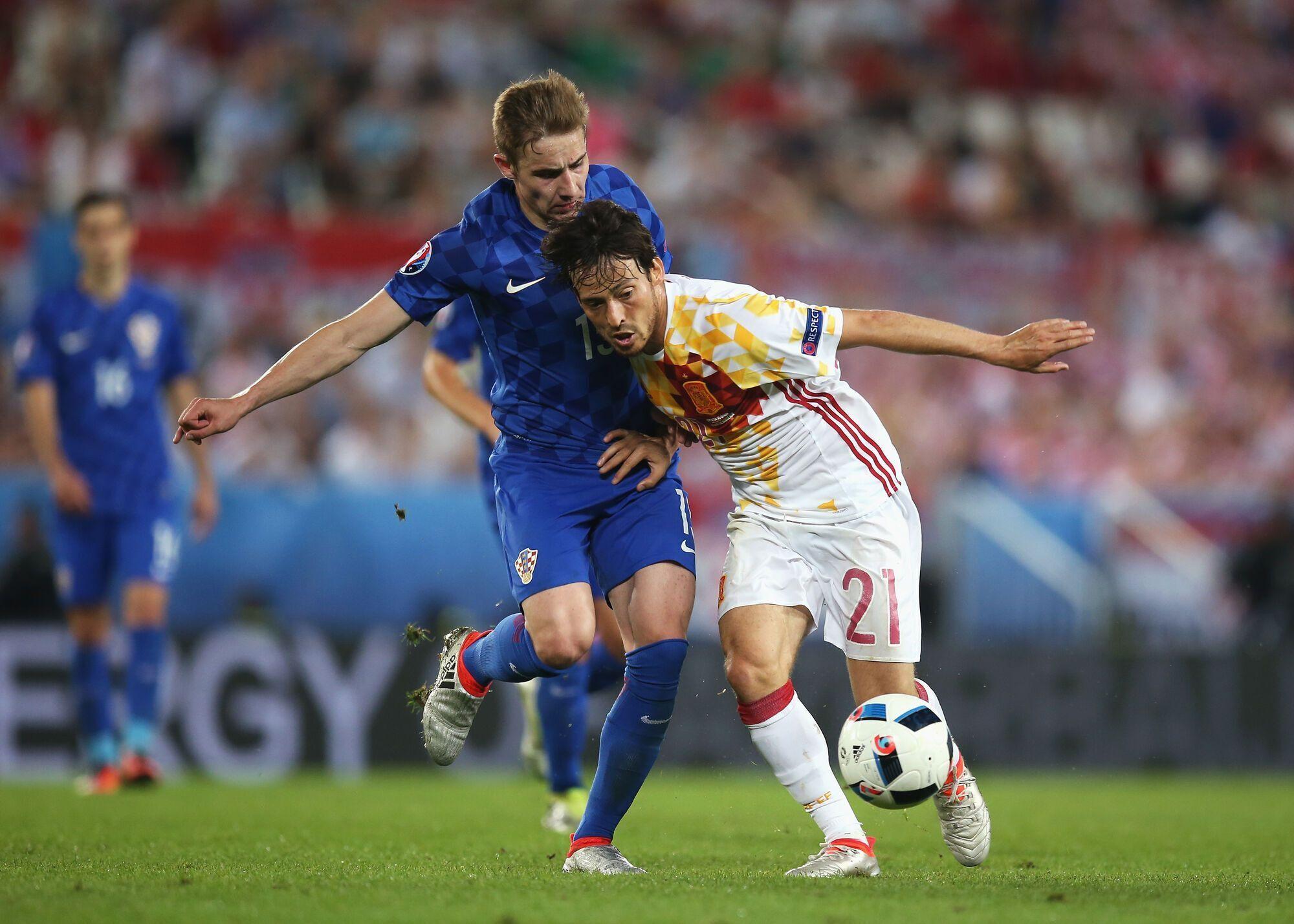 Іспанія Хорватія Євро 2016