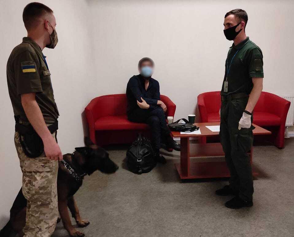 Задержанный гражданин РФ, который был в базах Интерпола