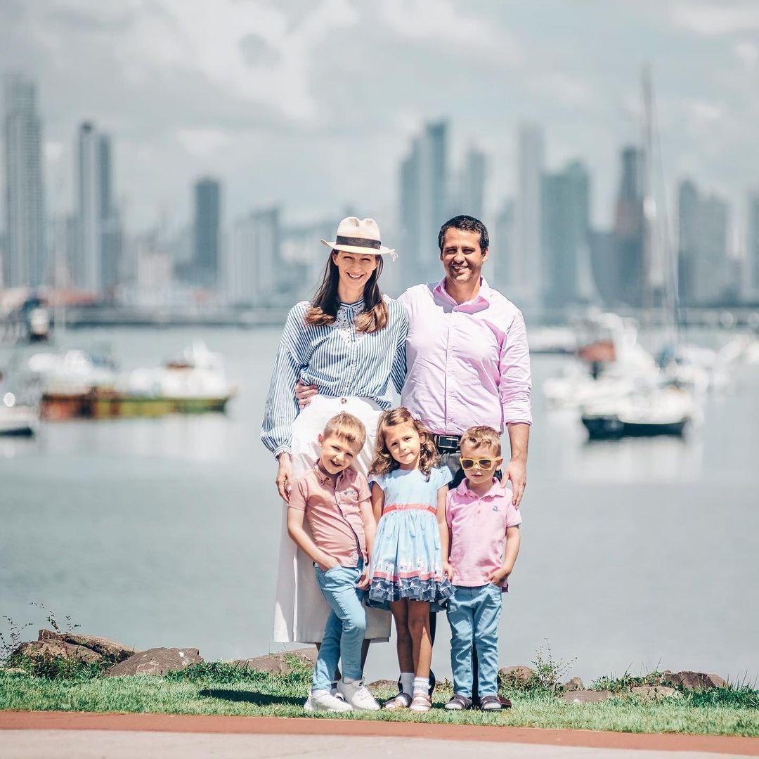 Марина разом з сім'єю проживає в Панамі вже понад 3 роки