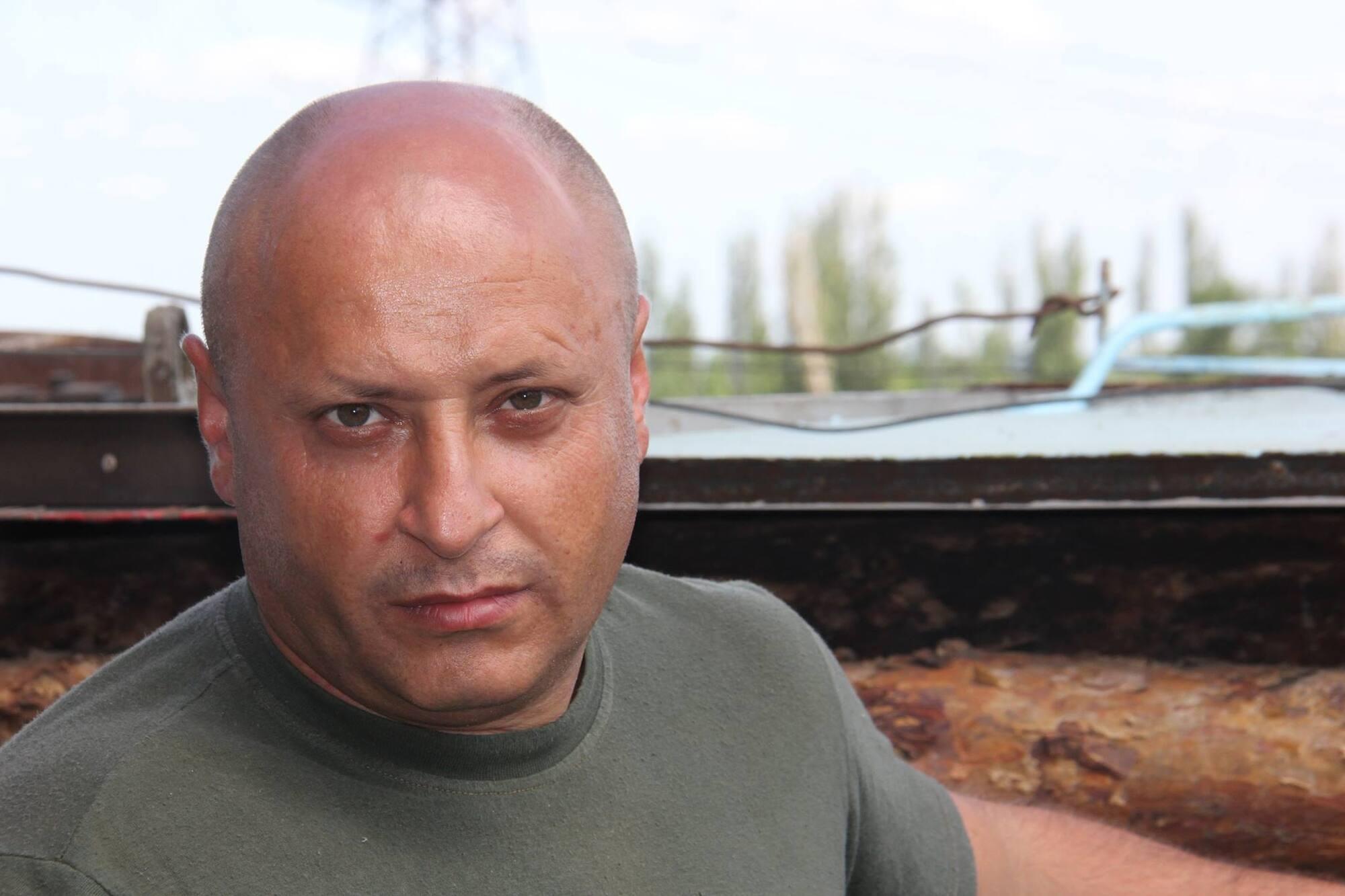 Владислав Волошин. Фото з особистого архіву
