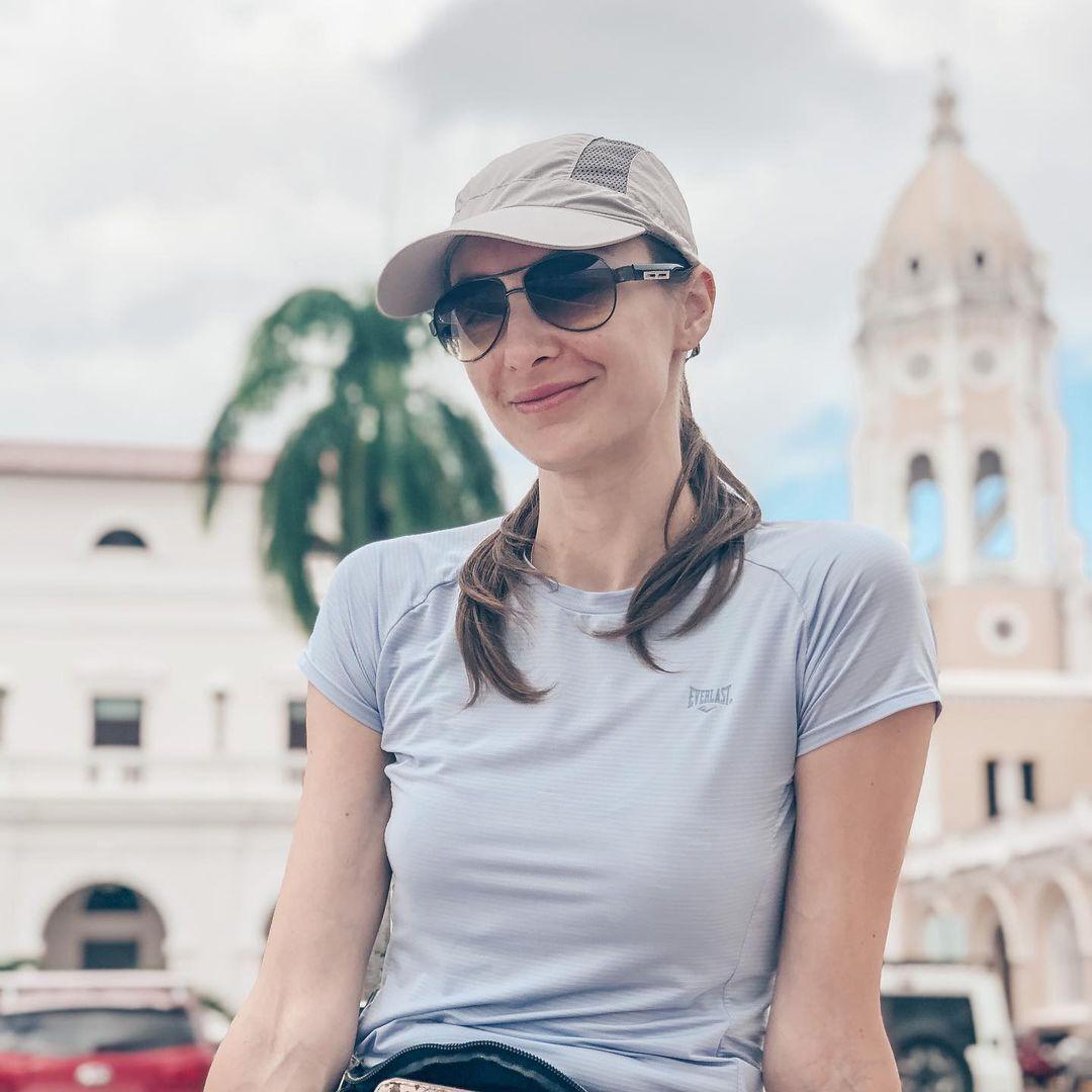 Марина зізналася, що в Панамі дуже мало українців