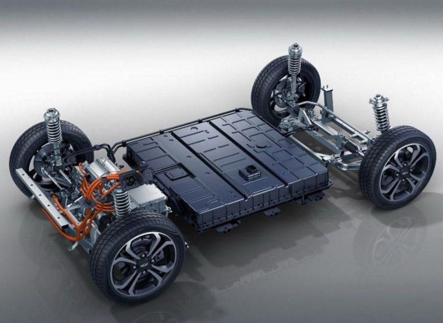Honda буде використовувати електричну платформу GM Ultium