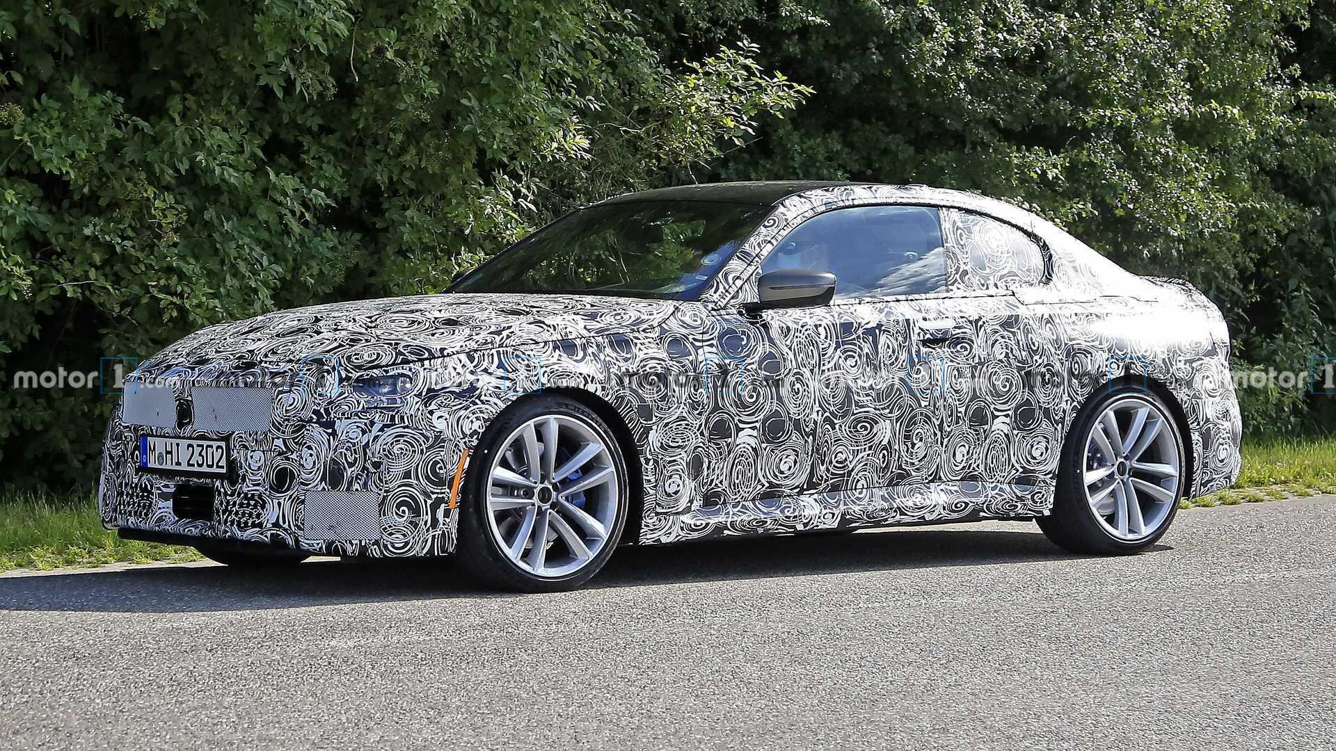 BMW 2 series буде мати велику потужність та добру керованість