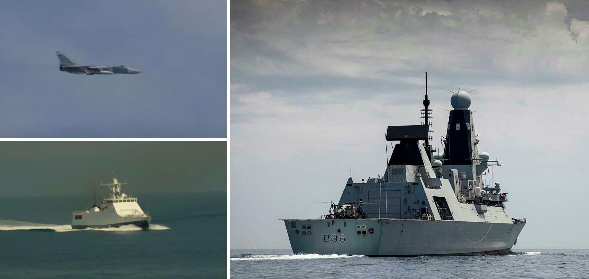 Инцидент с Defender в Черном море