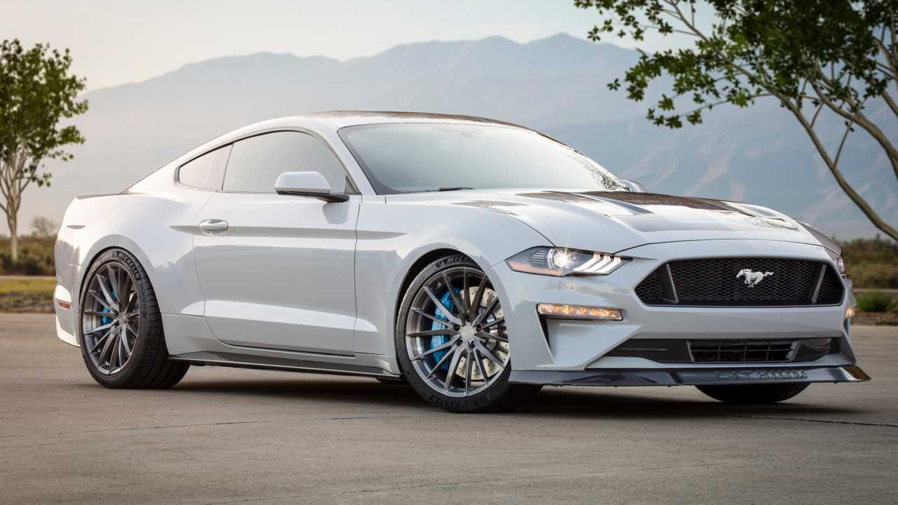 Ford Mustang отримає 5,0-літровий двигун V8 на 460 кінських сил