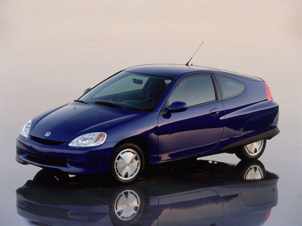 Перший гібрид в США – Honda Insight (1999)