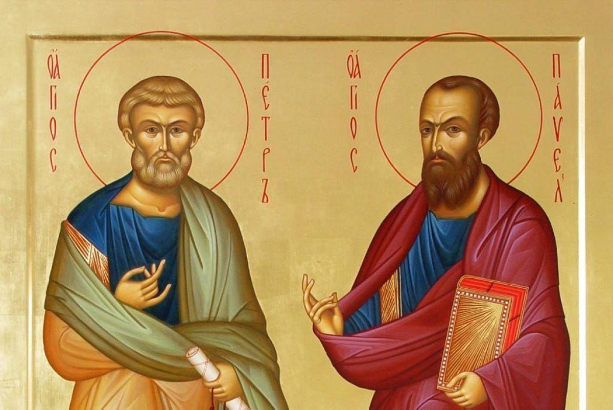 12 июля православные отмечают День Петра и Павла