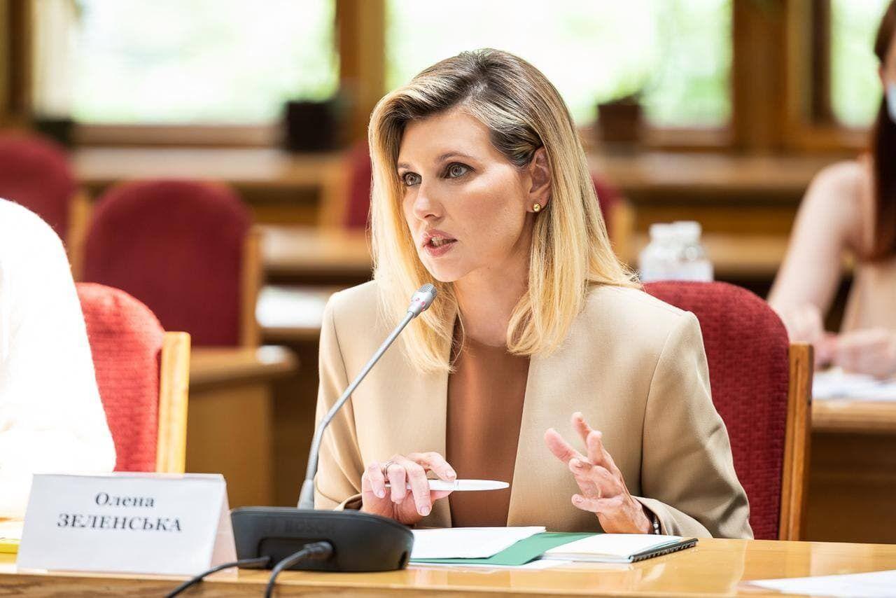 Олена Зеленська розповіла про конкретні кроки, на яких уряд планує сконцентрувати свою увагу