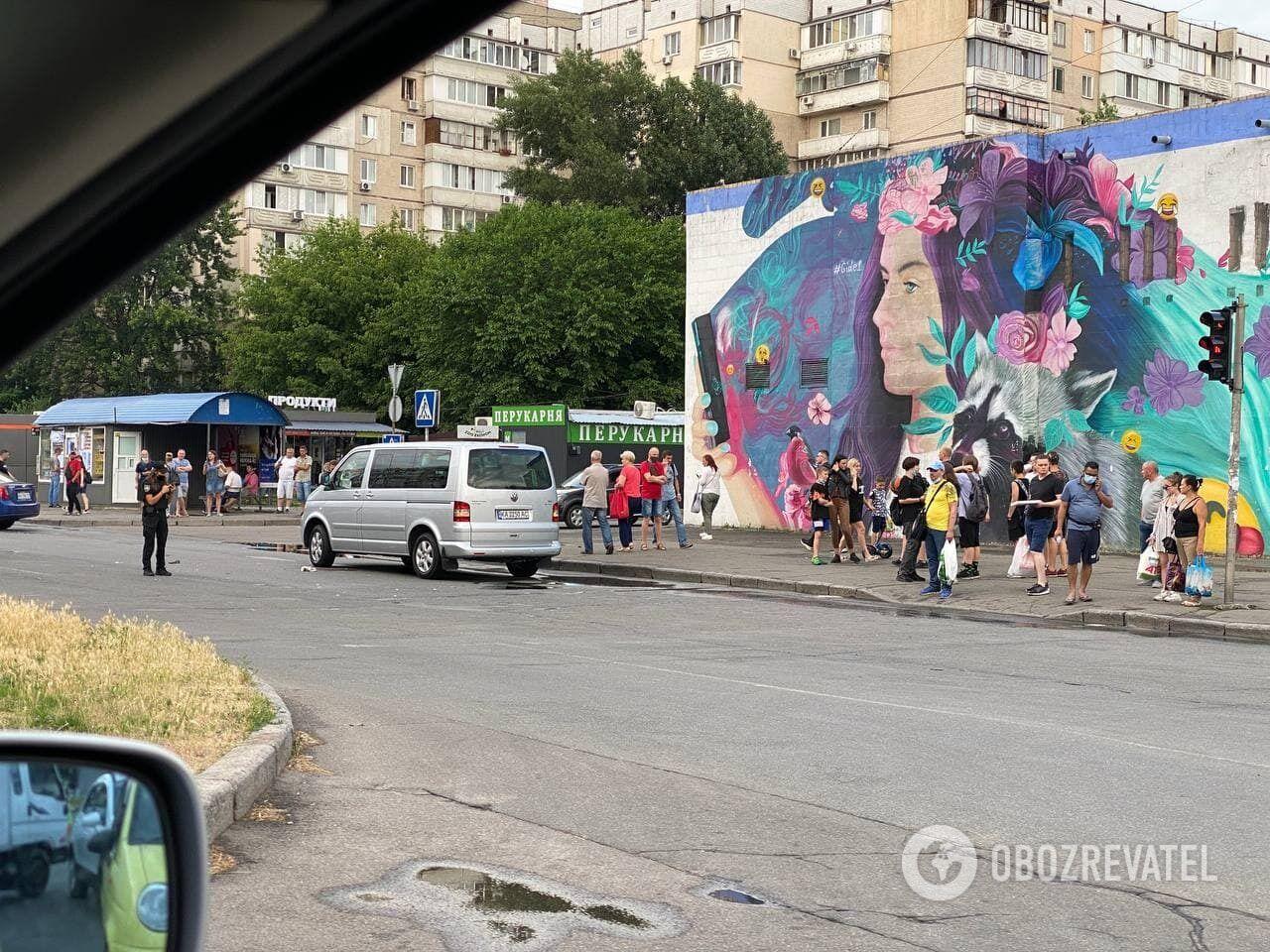 ДТП в столице 29 июня