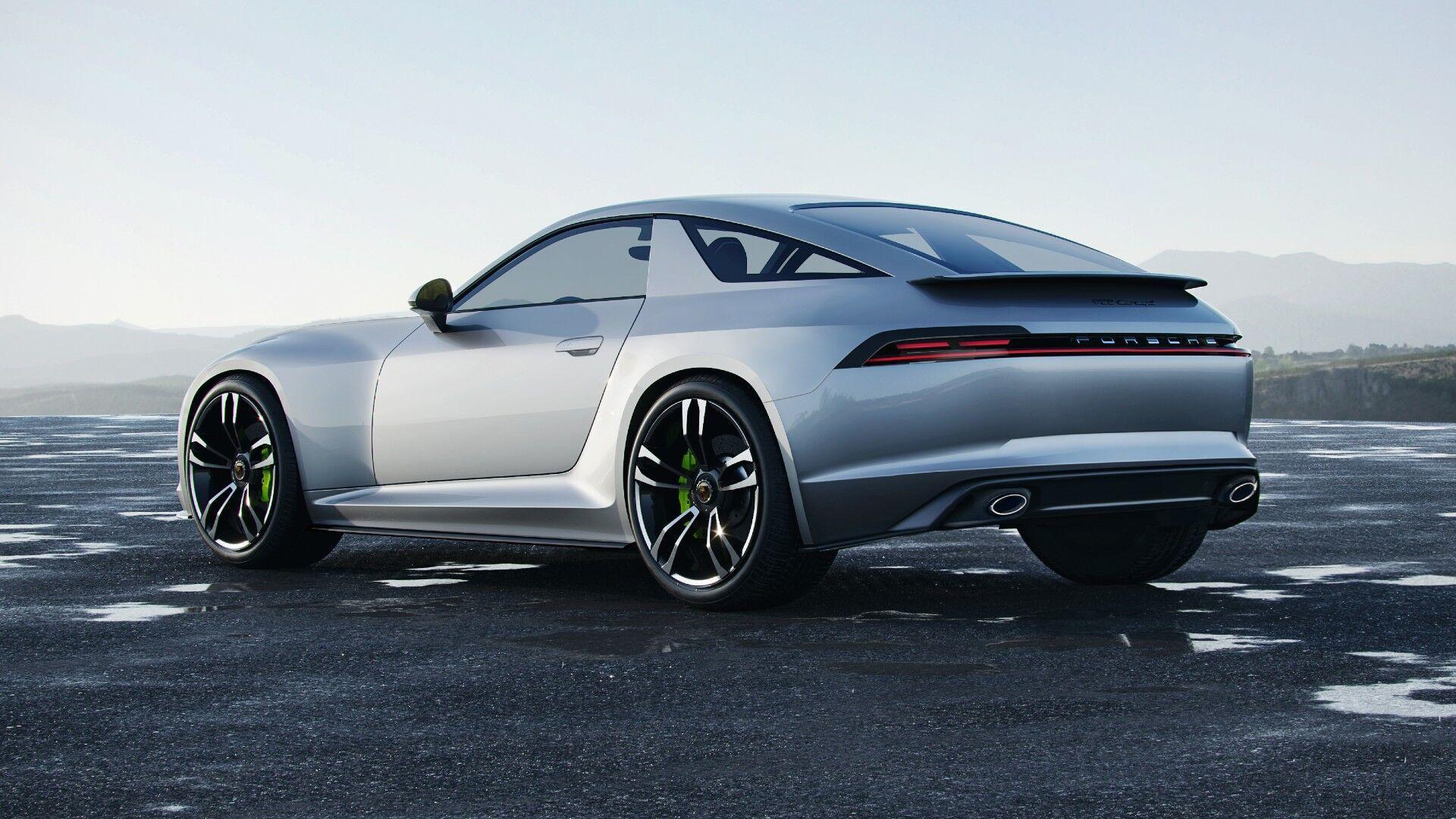 Porsche 928 2025 року зріс у розмірах і, за задумом творців, отримав електричний силовий агрегат