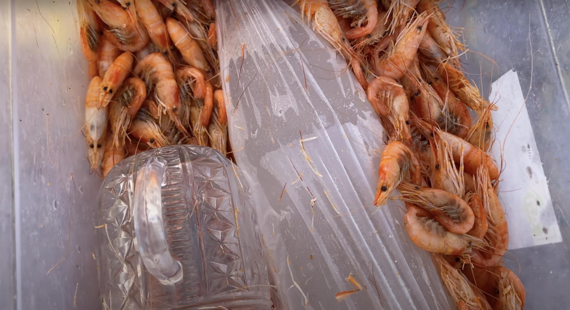 Цены на морские вкусности повысились.