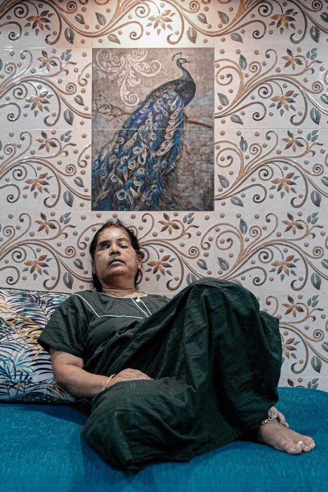Суреха Хадче провела в больнице больше месяца