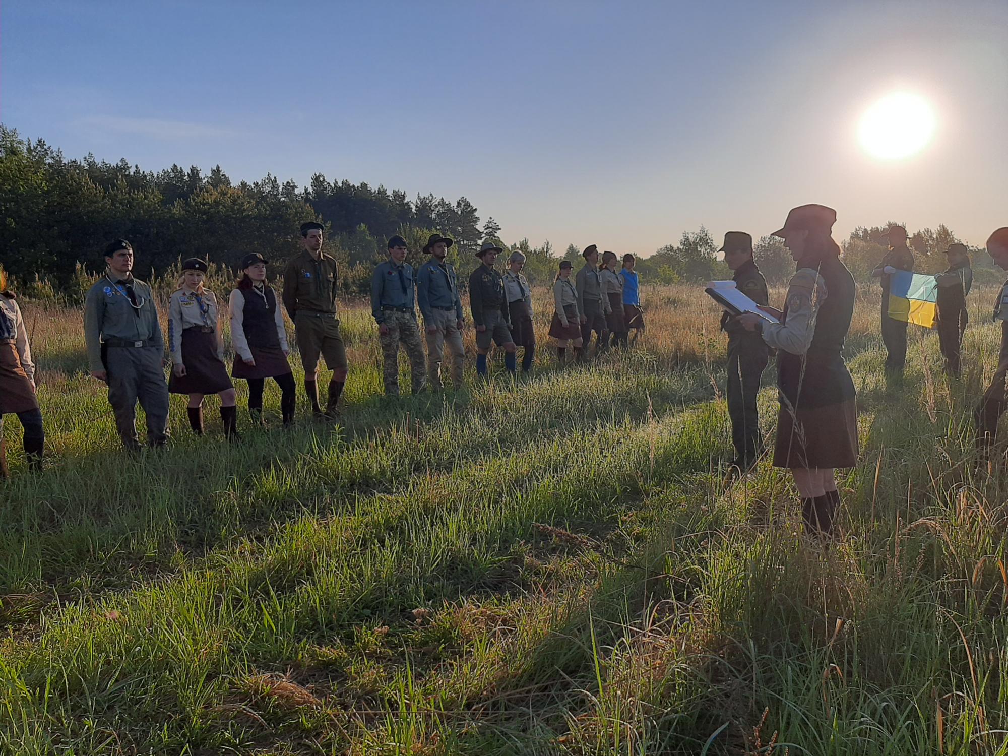На Київщині з'явився приватний Пластовий ліс: як в Україні розвивається скаутський рух. Фото