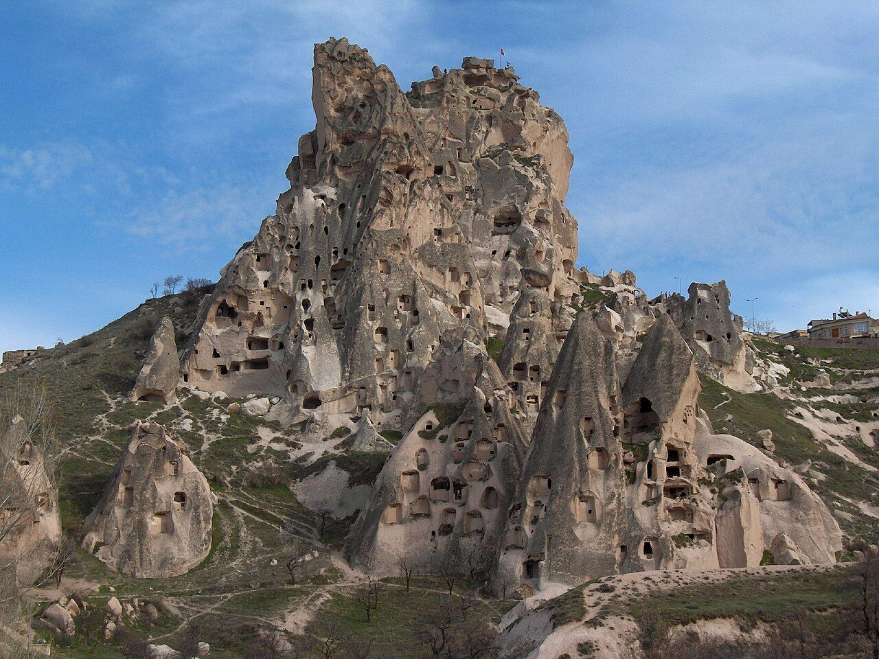 У Каппадокії обов'язково слід пройтися підземними печерами стародавнього міста Дерінкую