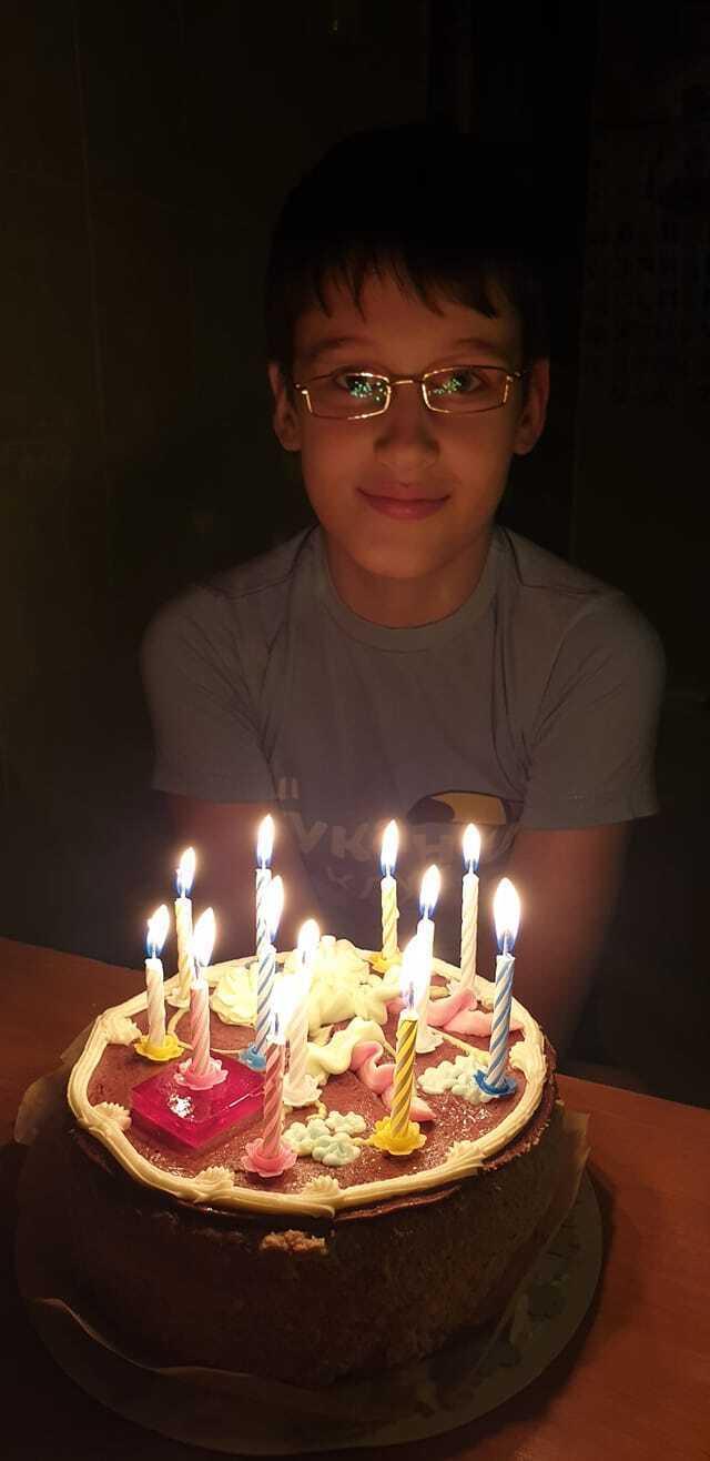 Накануне гибели Артему исполнилось 12 лет