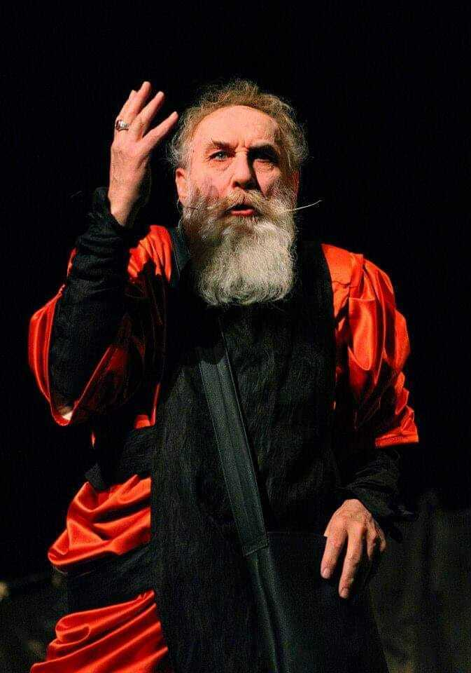 Украинский актер театра и кино Валерий Шептекита