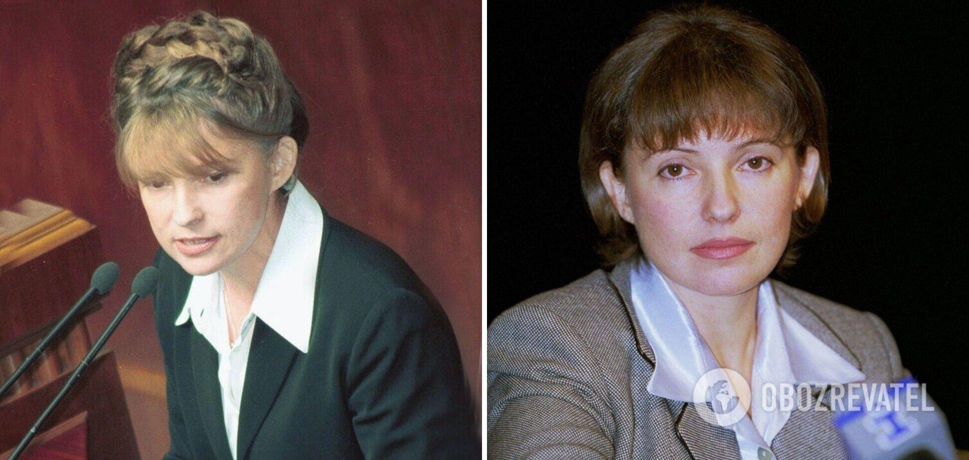 Юлія Тимошенко вперше зайшла в український парламент у 1997 році