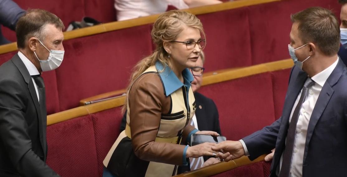 Юлія Тимошенко – українська державна та політична діячка