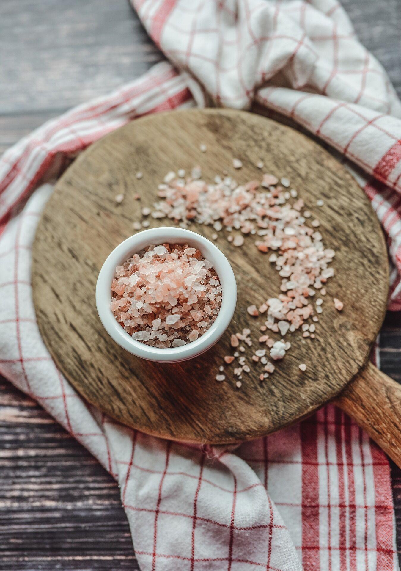 Як точно відміряти сіль