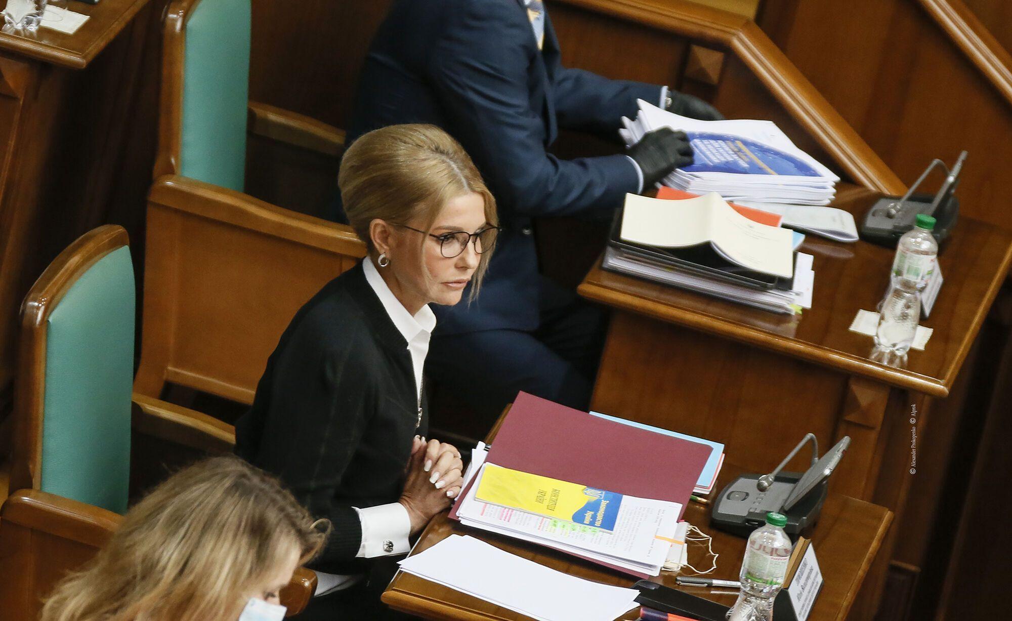 Тимошенко пригрозила мітингами у разі неконституційних дій влади