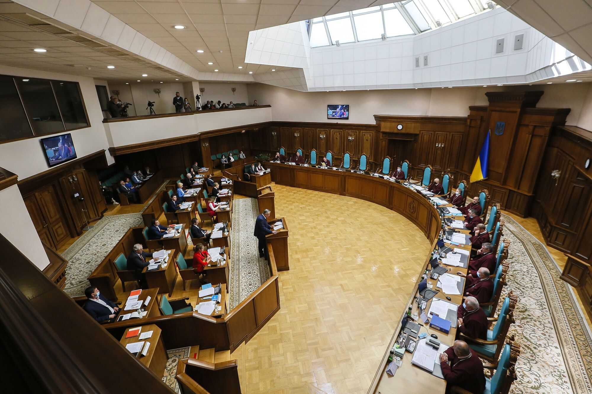 Те, що відбувається за лаштунками Суду, переходить всі дозволені межі, впевнена Тимошенко