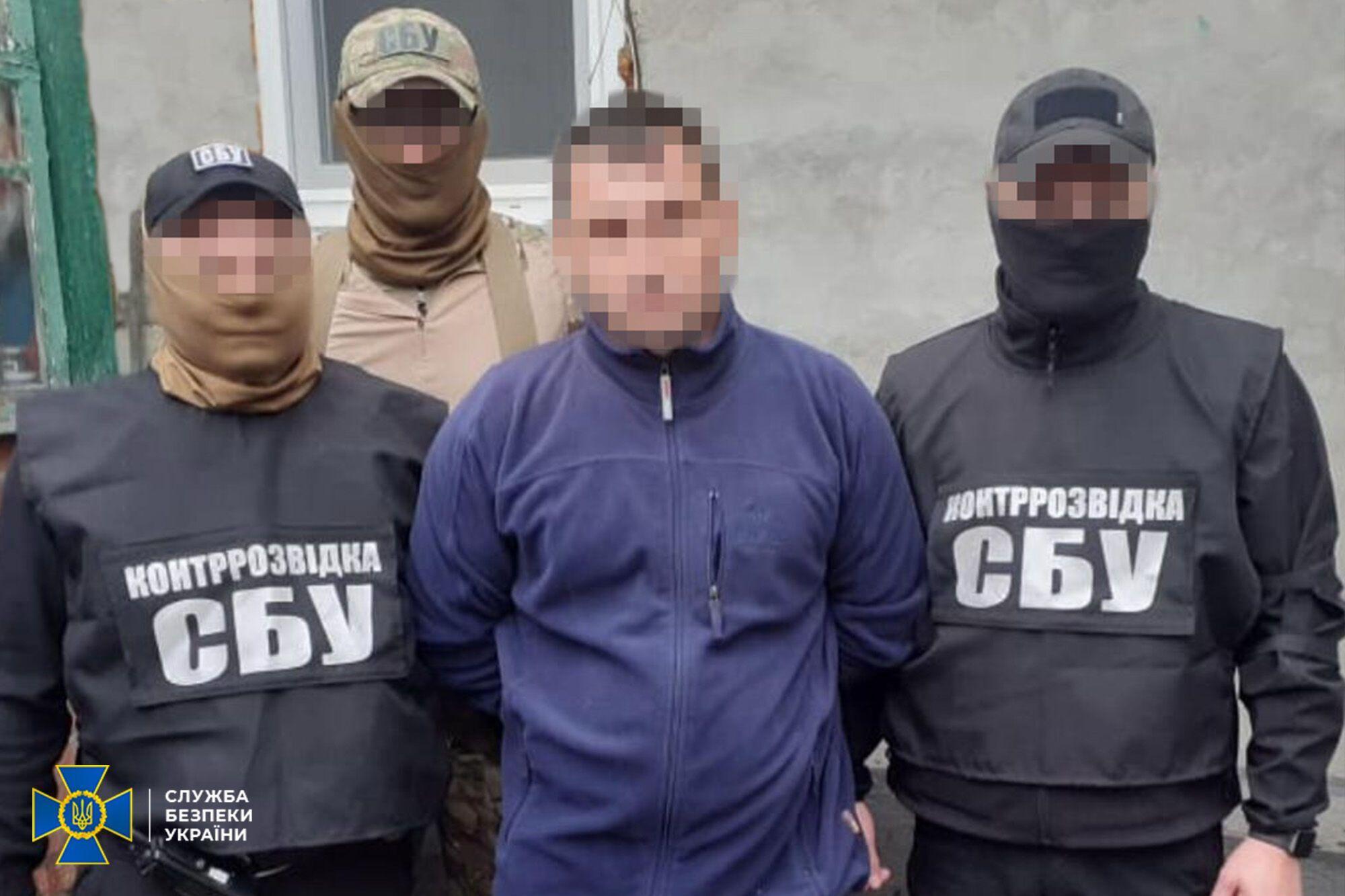 """СБУ затримала агента """"ДНР"""", який працював під """"прикриттям"""" ООН"""