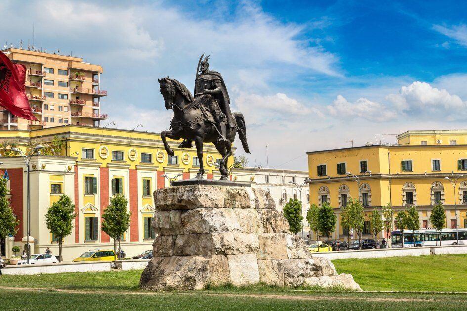 В Албанії поки немає готелів зі шведським столом