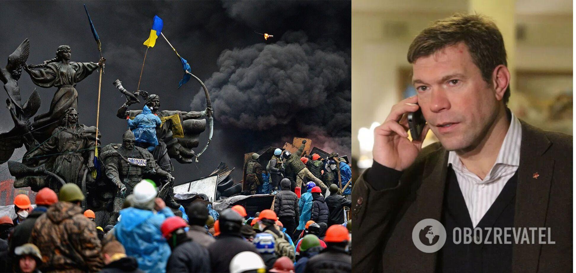 """Царев заявил, якобы Майданом руководили """"американские инструкторы"""""""