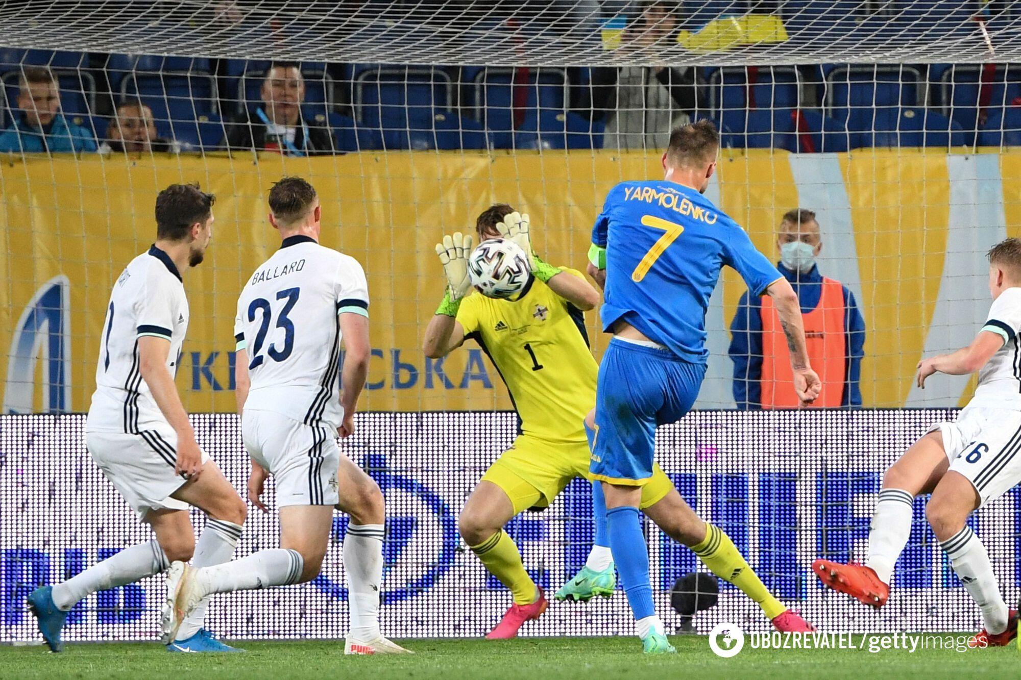 Украинцы провели два спарринга перед Евро-2020.