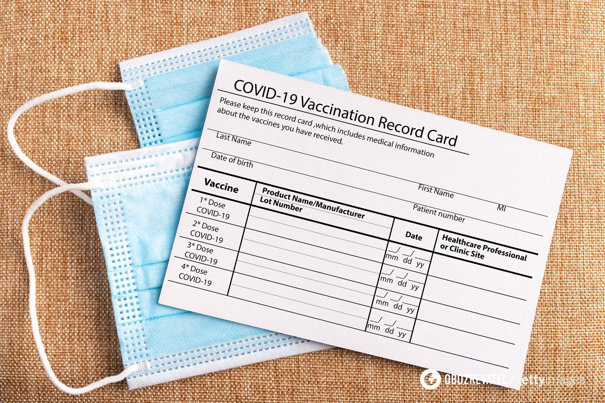 Сертификат о вакцинации можно будет получить после второй прививки