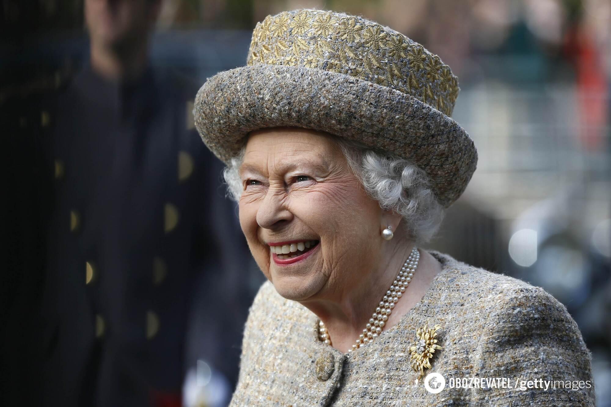 Єлизавета II – керівна королева Великобританії