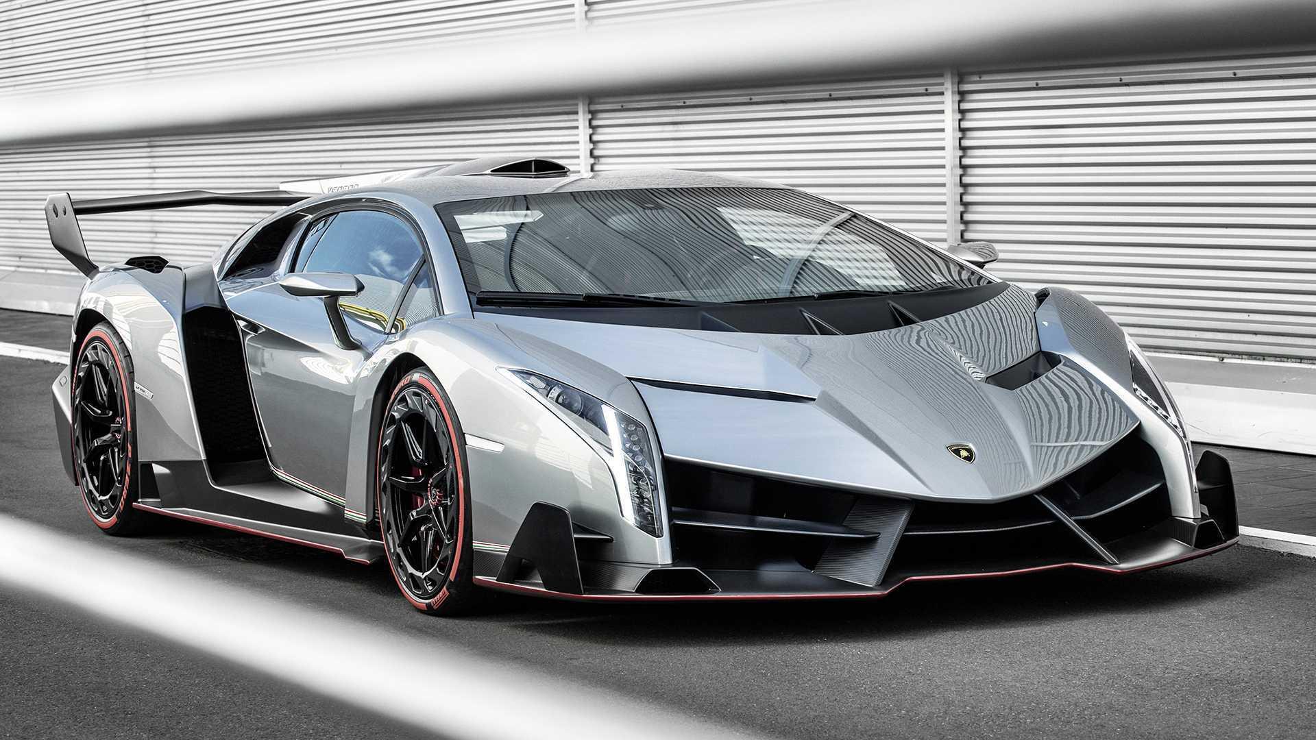 "Lamborghini Veneno разгоняется до ""сотни"" за 2,9 секунды"