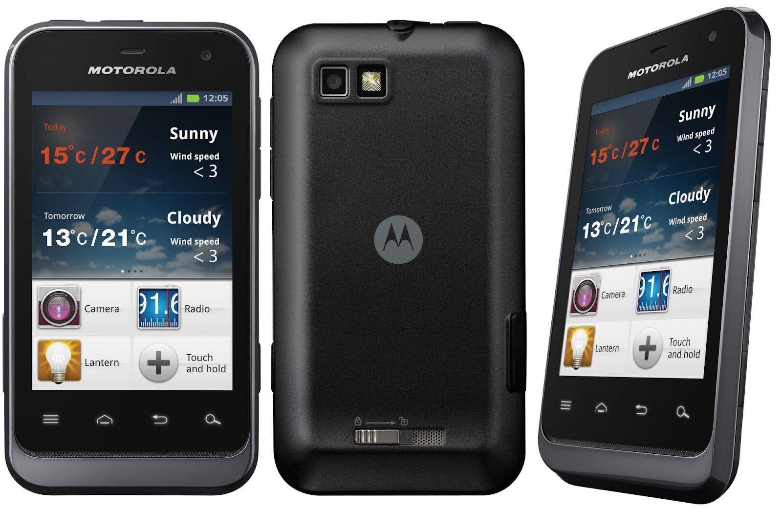 Смартфон Motorola Defy
