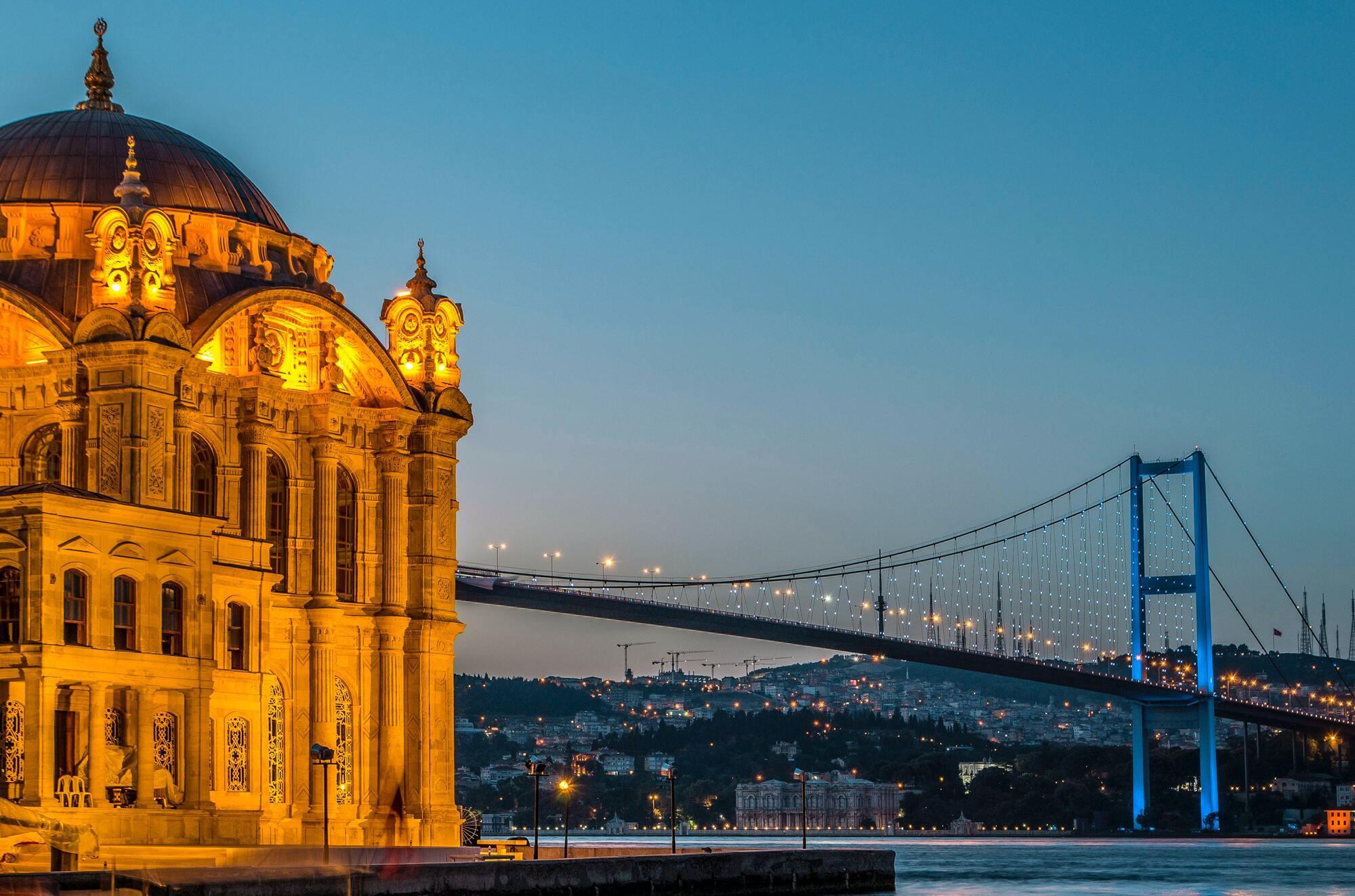 Стамбул – це особливе місто, наповнене фантастичними пам'ятками