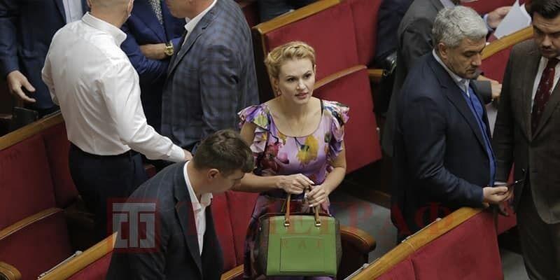 Скороход повторила знамениту зачіску Тимошенко.