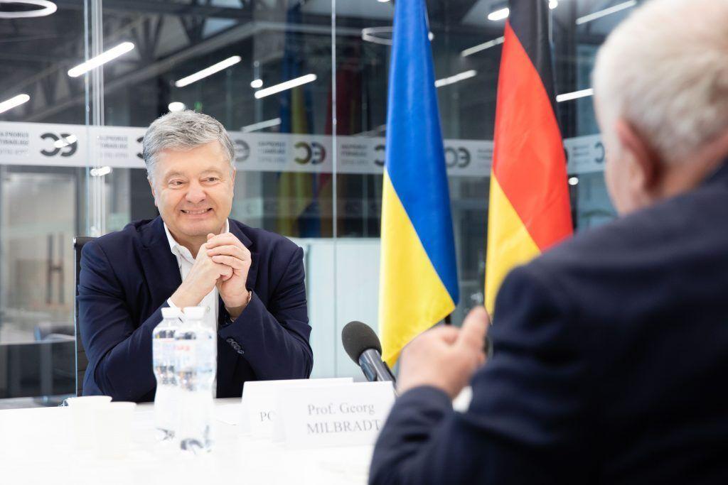 Завершение реформы децентрализации требует настоящего политического лидерства, уверен Порошенко