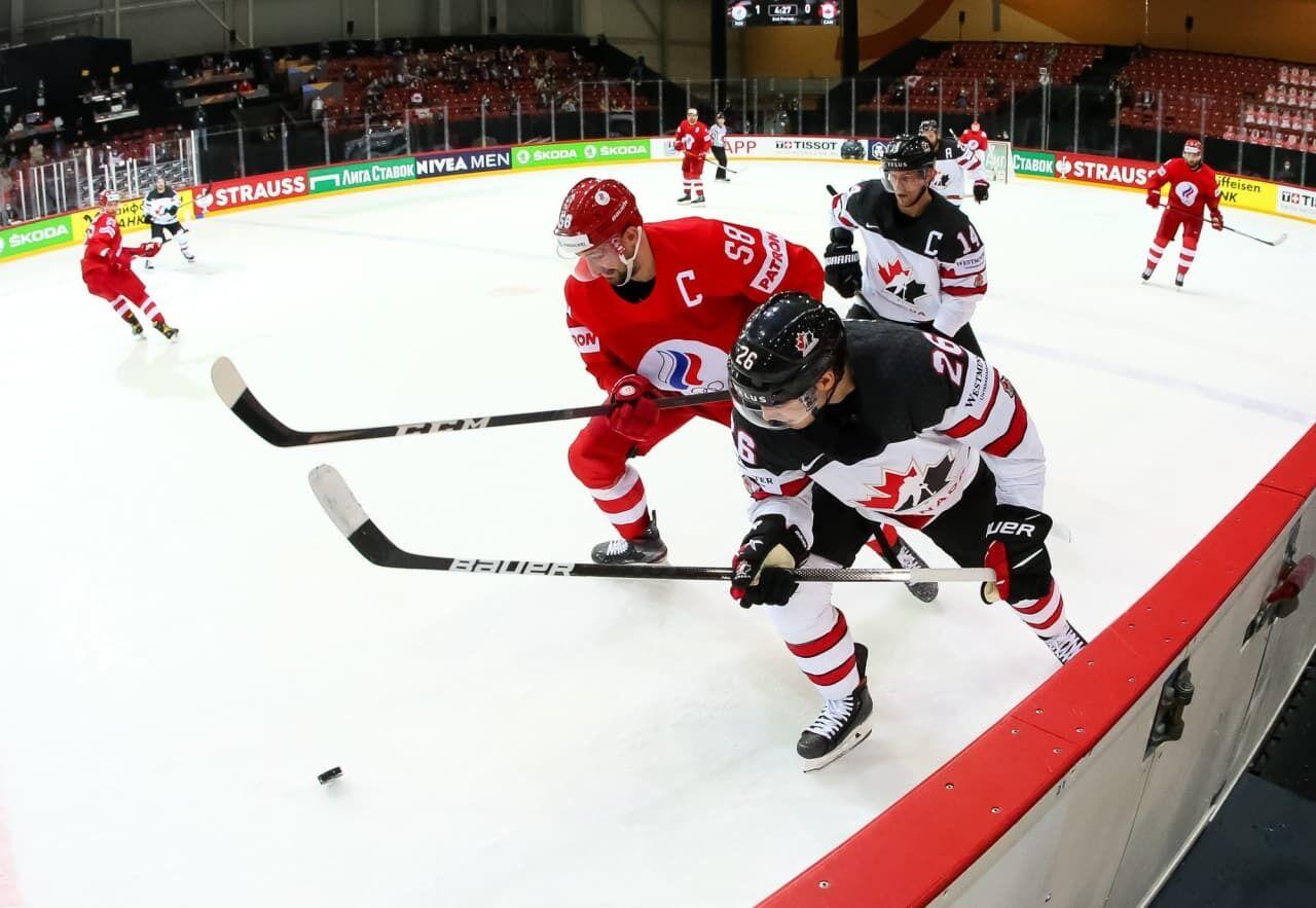 Россия проиграла Канаде 1:2