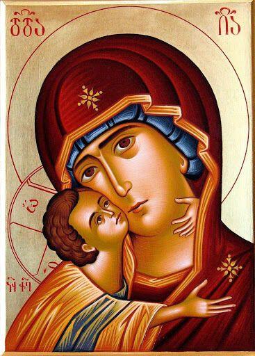 Володимирська ікона Божої Матері деякий час зберігалася в жіночому монастирі Вишгорода під Києвом