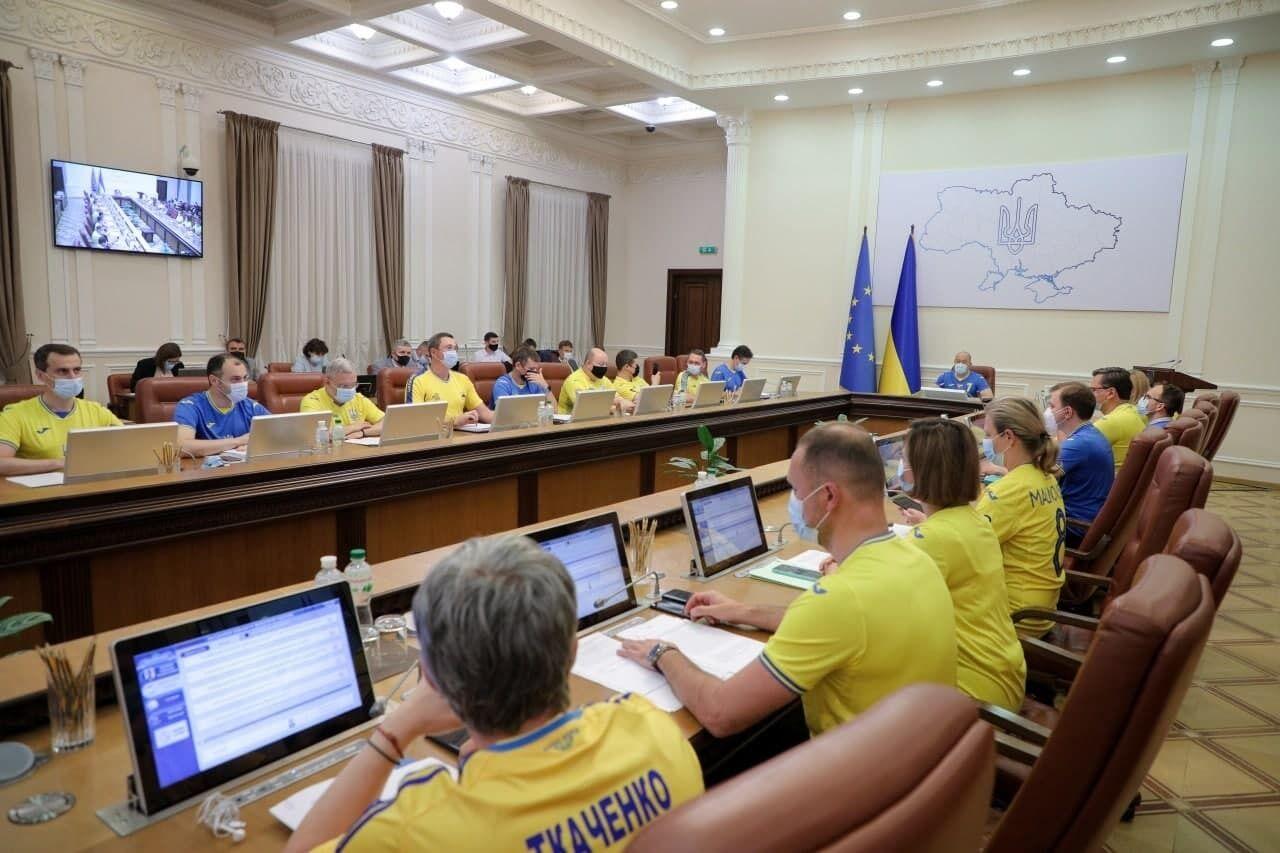 Засідання Кабміну 30 червня 2021 року