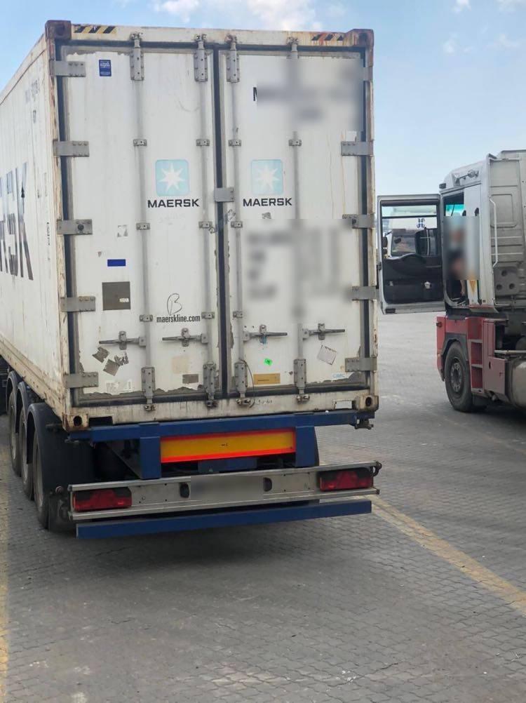 Наркотики доставили в Одеську область вантажівкою
